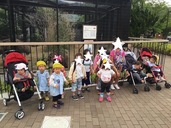 春の遠足【動物園】