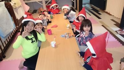 祇園 クリスマス会