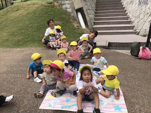 清水台幼稚園へ😊🌸 山科園