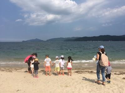 天橋立海水浴場 キャッチ画像