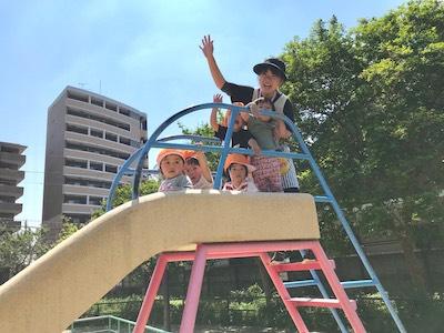5月の子どもたち&クッキング🍴西大路園