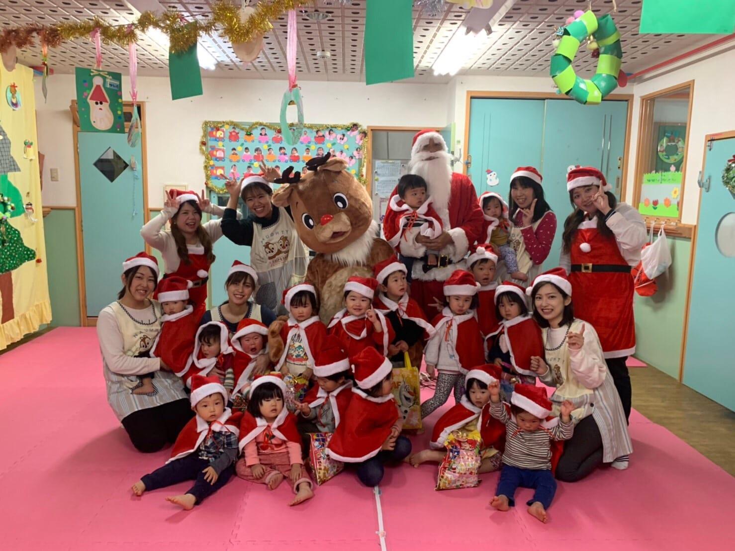 クリスマス会🎄山科園