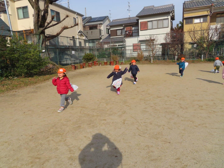 お正月遊び🎍✨🎍~長岡京園~ キャッチ画像