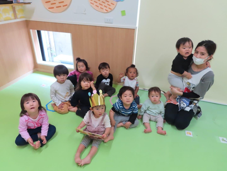 5月 お誕生日会🎂と種まき🌱〜西大路園〜