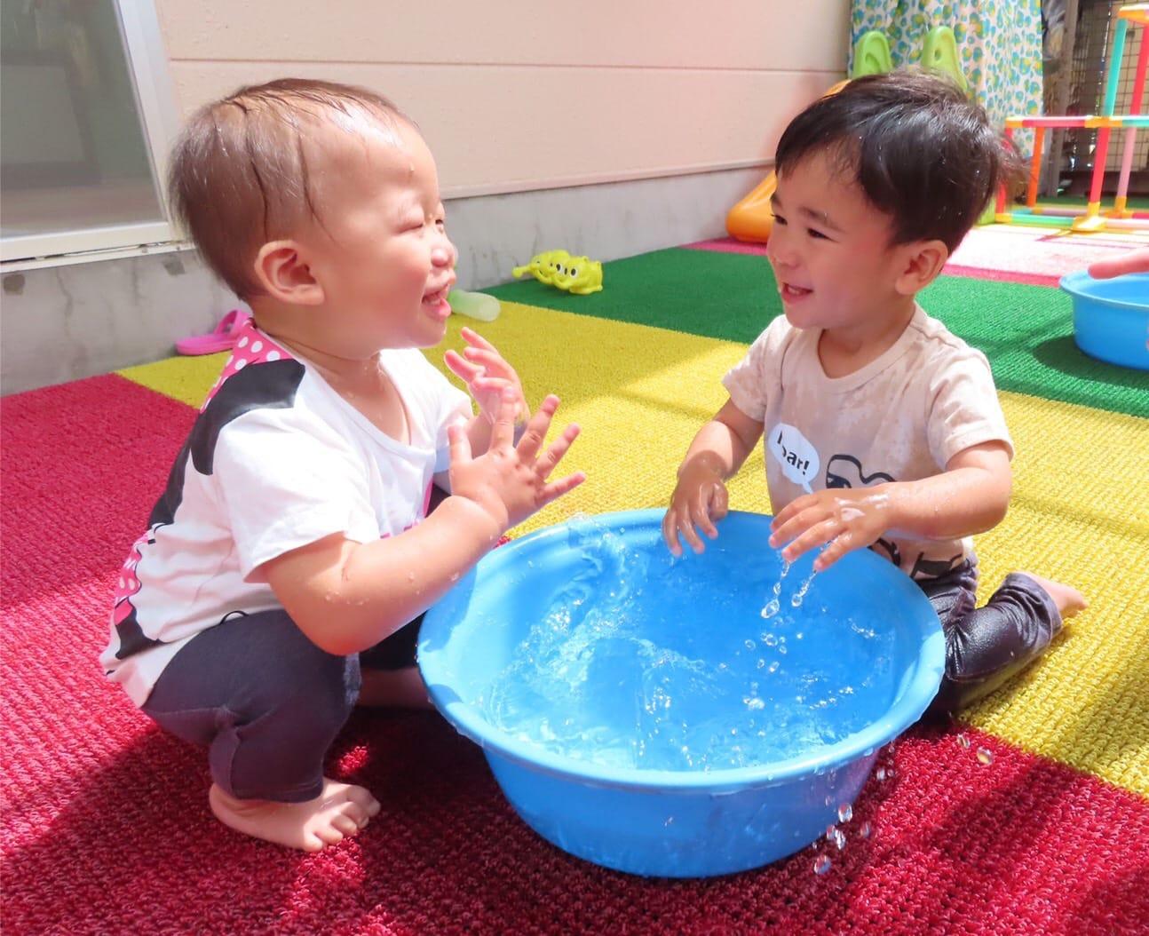6月🎂お誕生日会&水遊び🐬 山科園 キャッチ画像