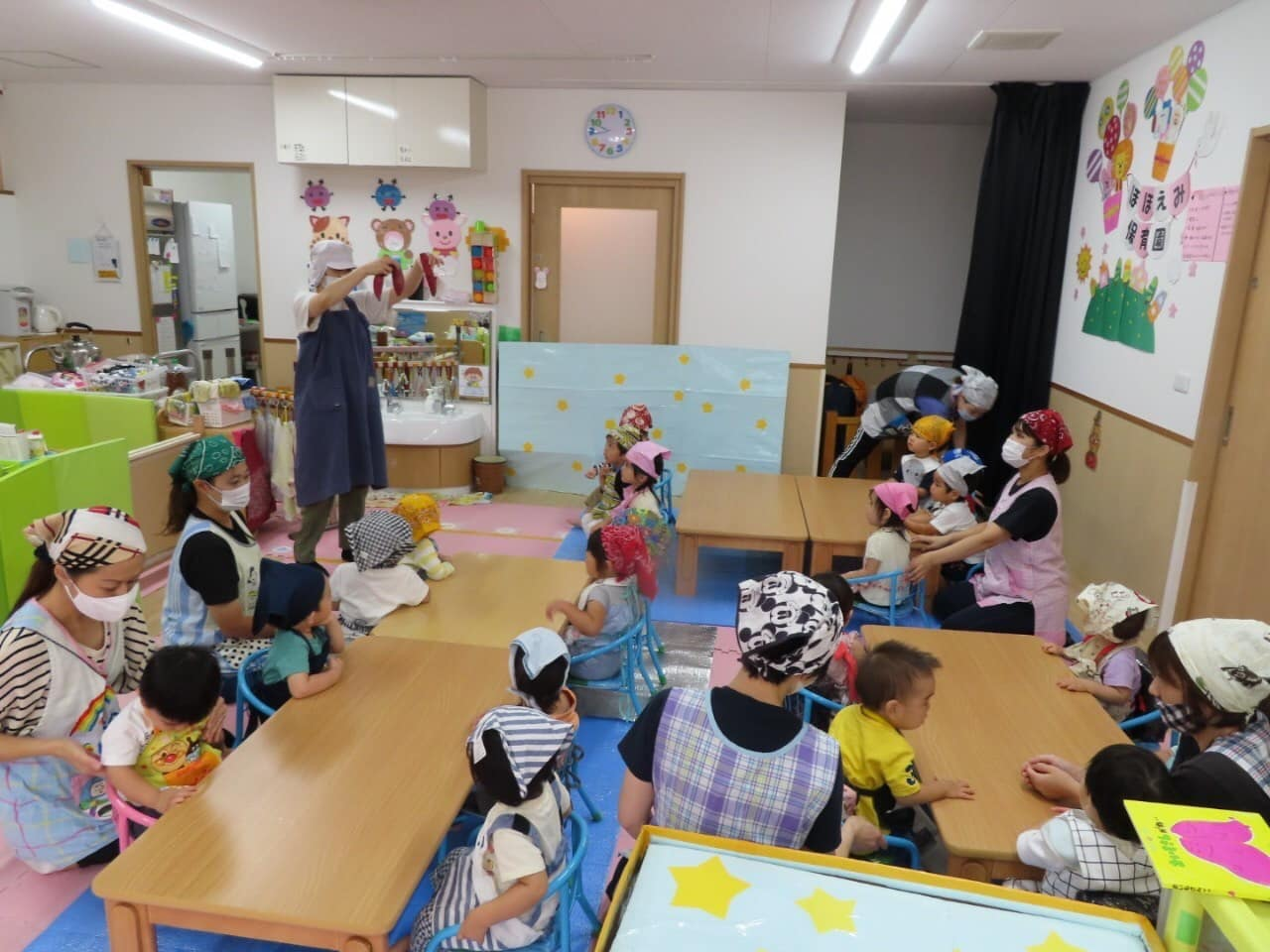 10月食育活動🍠❣️〜長岡京園〜