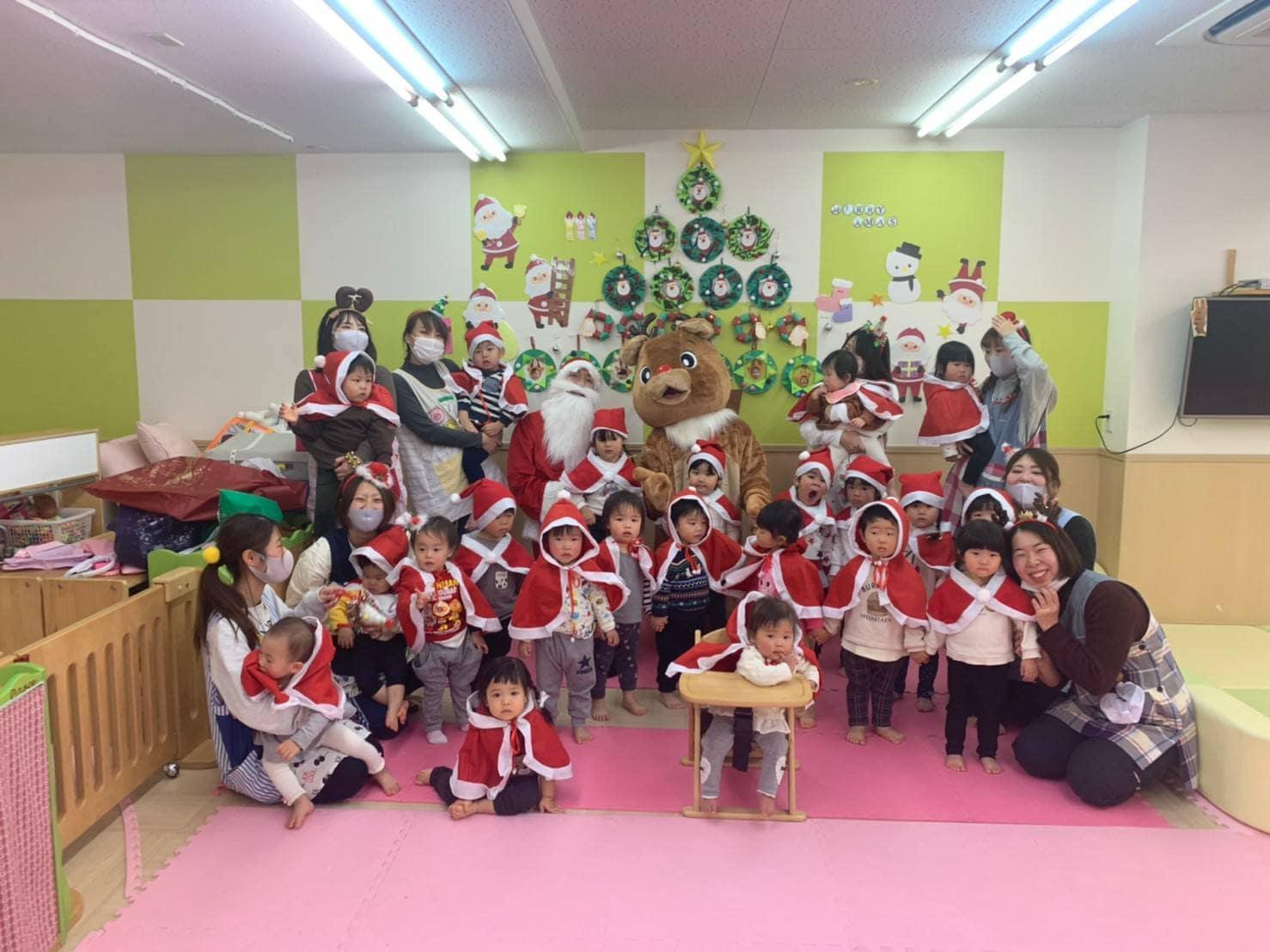 保護中: クリスマス会🎄♥️竹田園 キャッチ画像