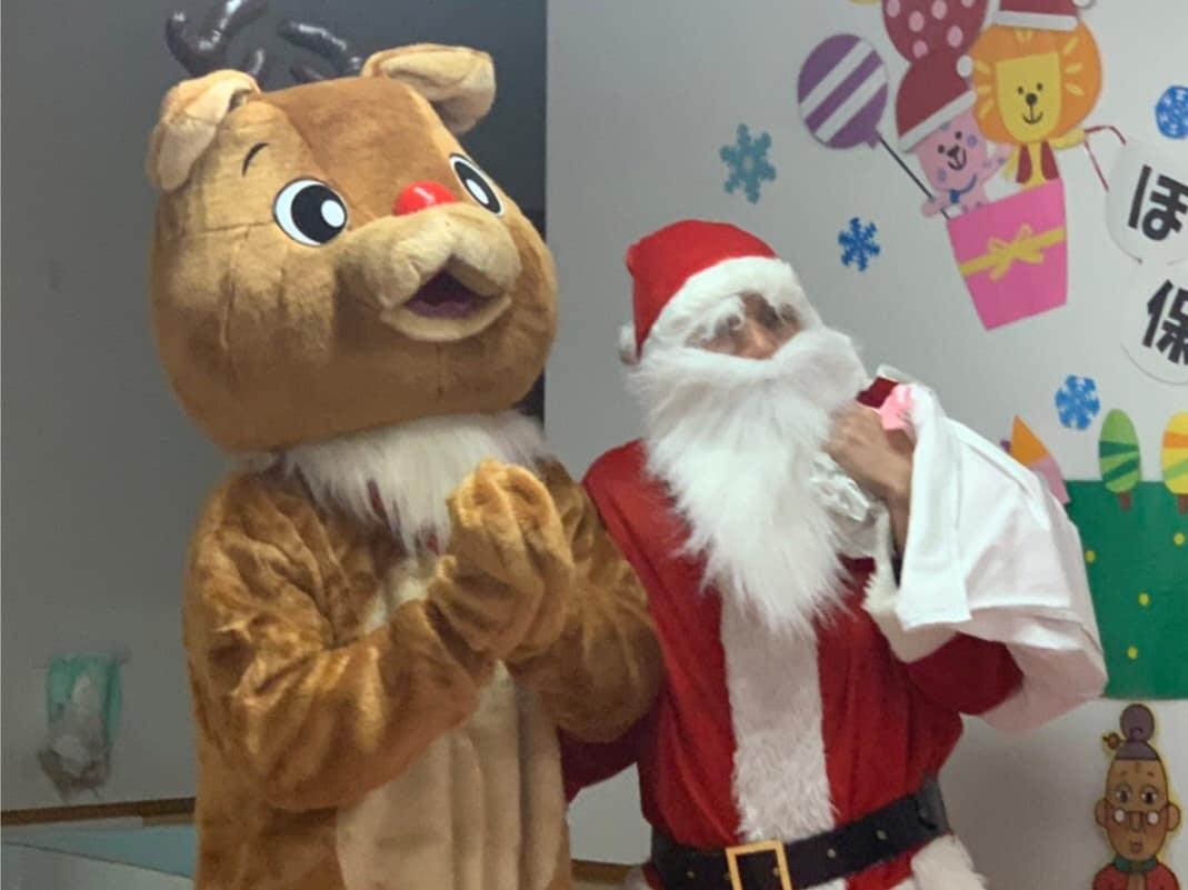 保護中: クリスマス会🎄 長岡京園