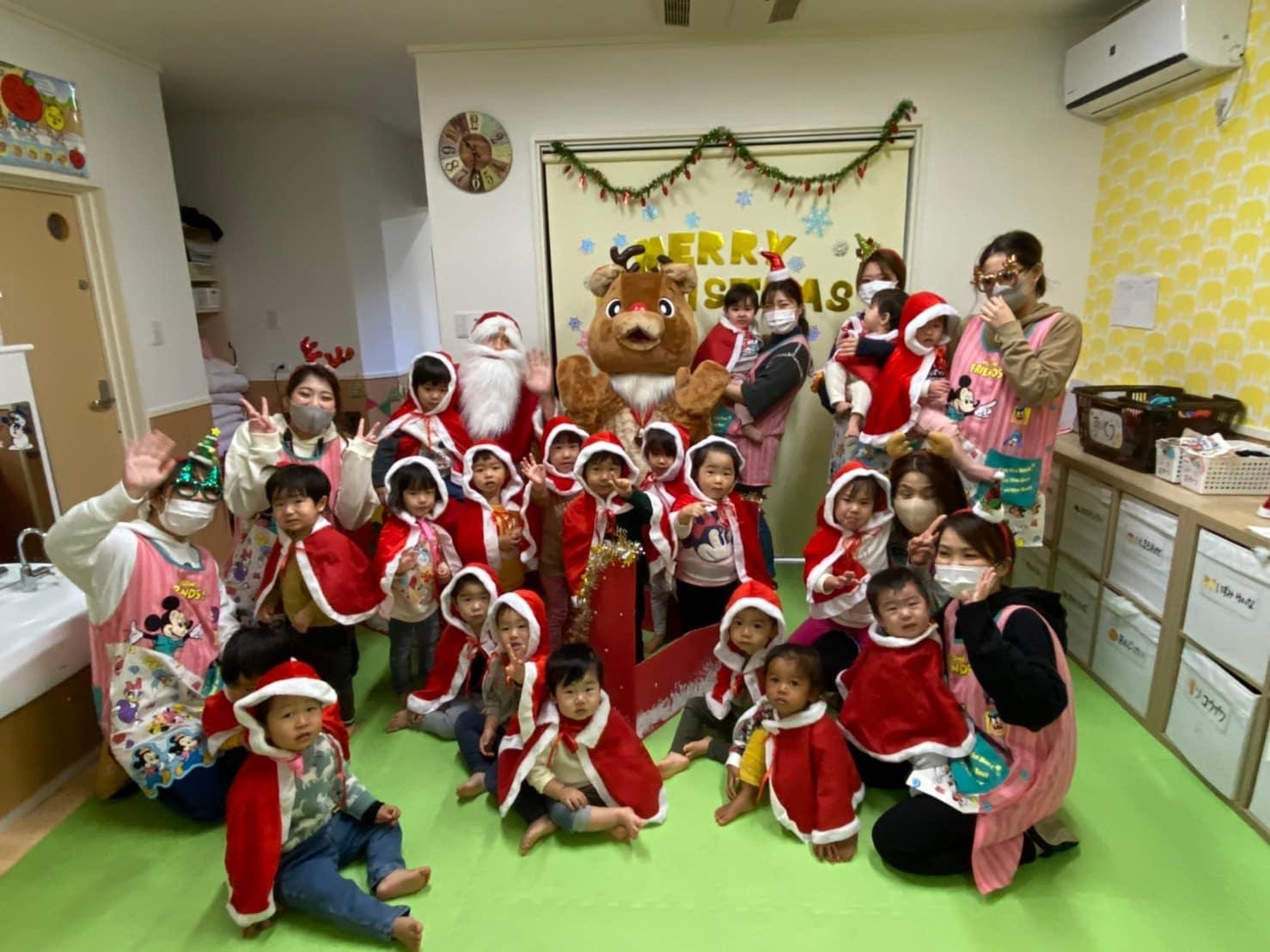 保護中: 〜クリスマス会🎄🎅〜西大路園