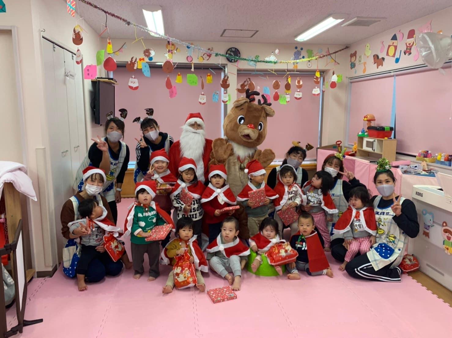 保護中: クリスマス会❤️💚🎄🎅〜久我園〜 キャッチ画像