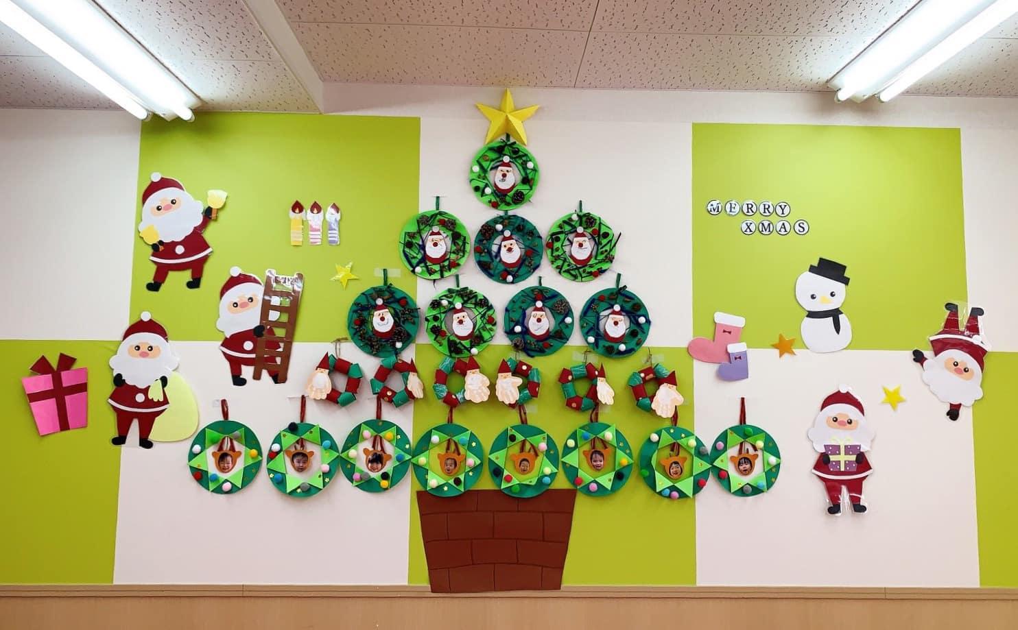 クリスマス会🎄♥️竹田園