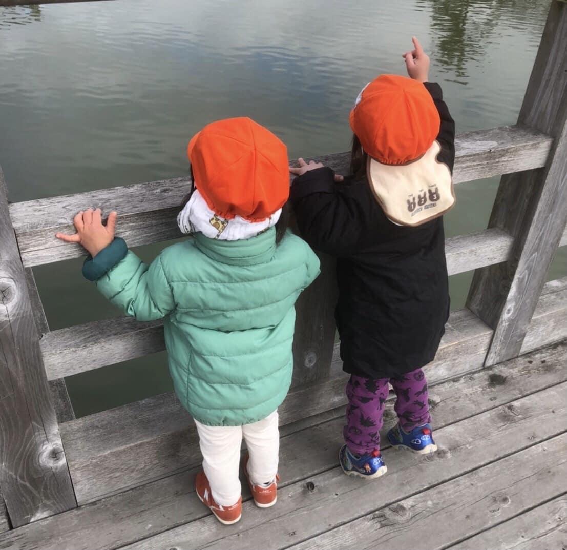 保護中: 1月の日常⛄️長岡京園