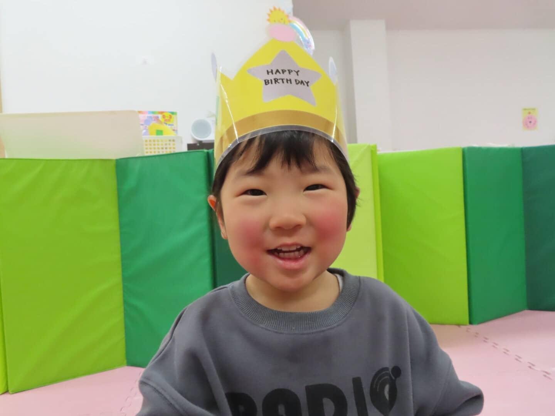 保護中: 2月のお誕生日会🎂長岡京