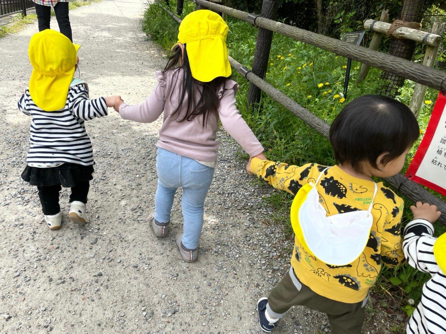 保護中: 4月のお誕生日会🎂山科園