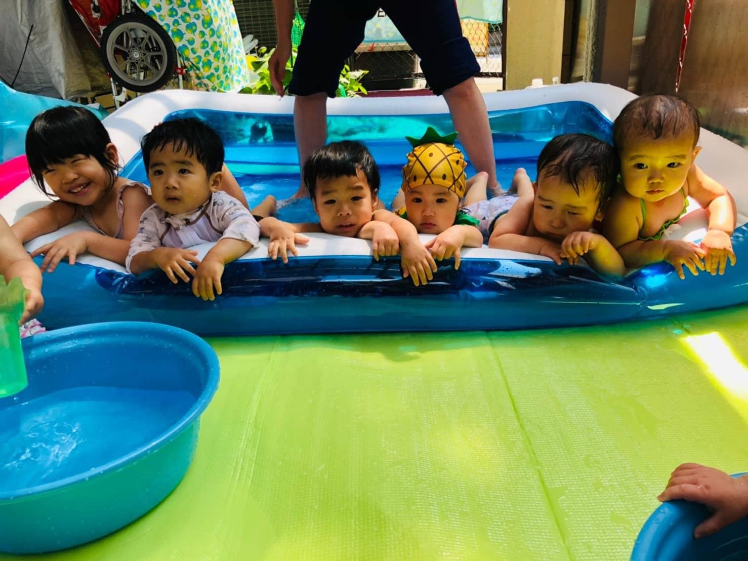 保護中: 夏の遊び&製作🌻山科園 キャッチ画像