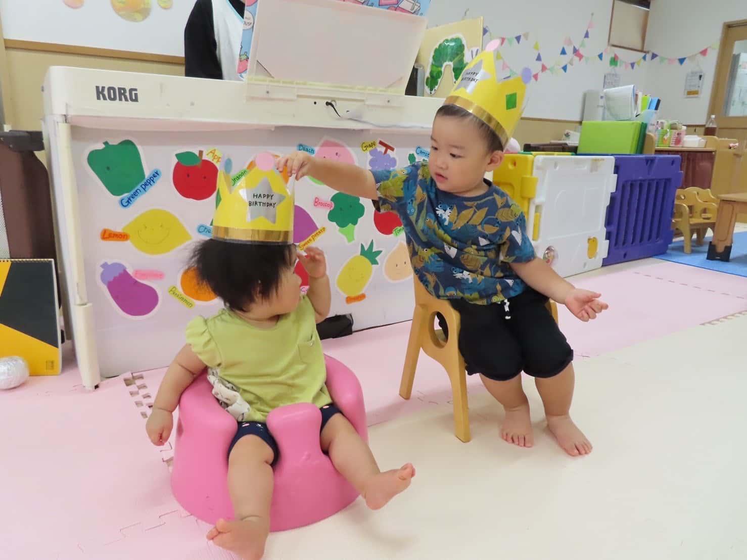 保護中: 9月のお誕生日会🎂✨ 長岡京園 キャッチ画像
