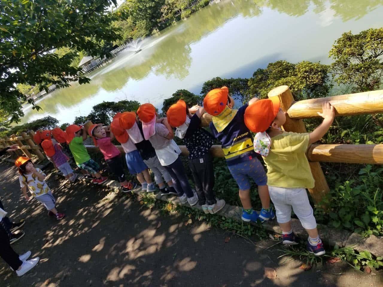 保護中: 9月🌾戸外遊び 長岡京園 キャッチ画像