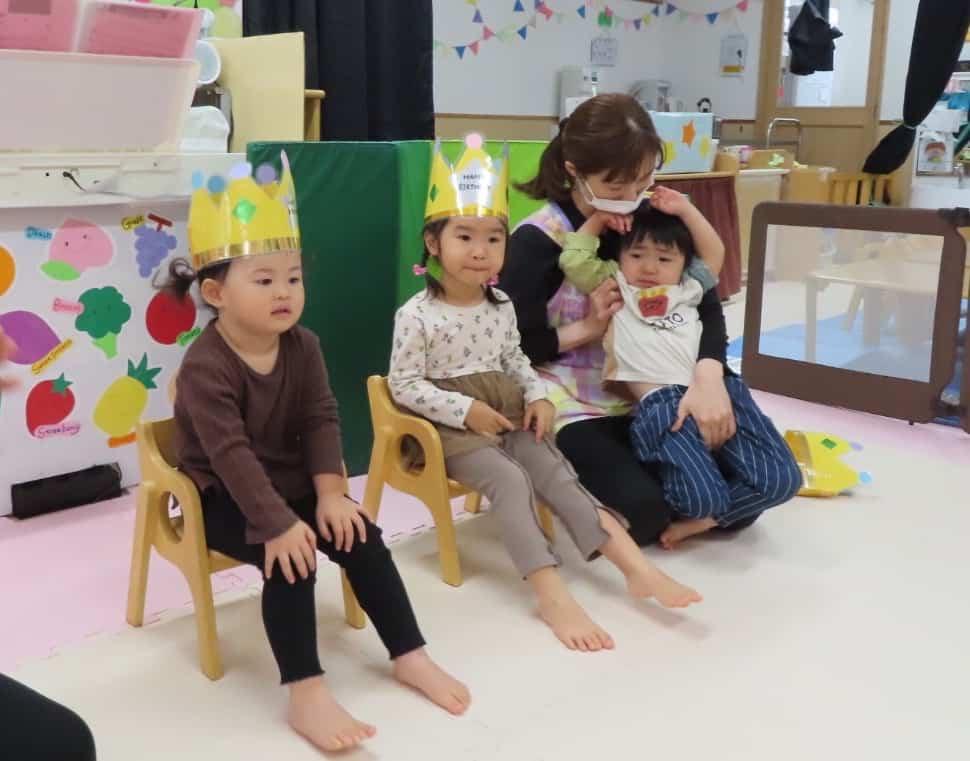 保護中: 10月お誕生日会🎂長岡京園 キャッチ画像