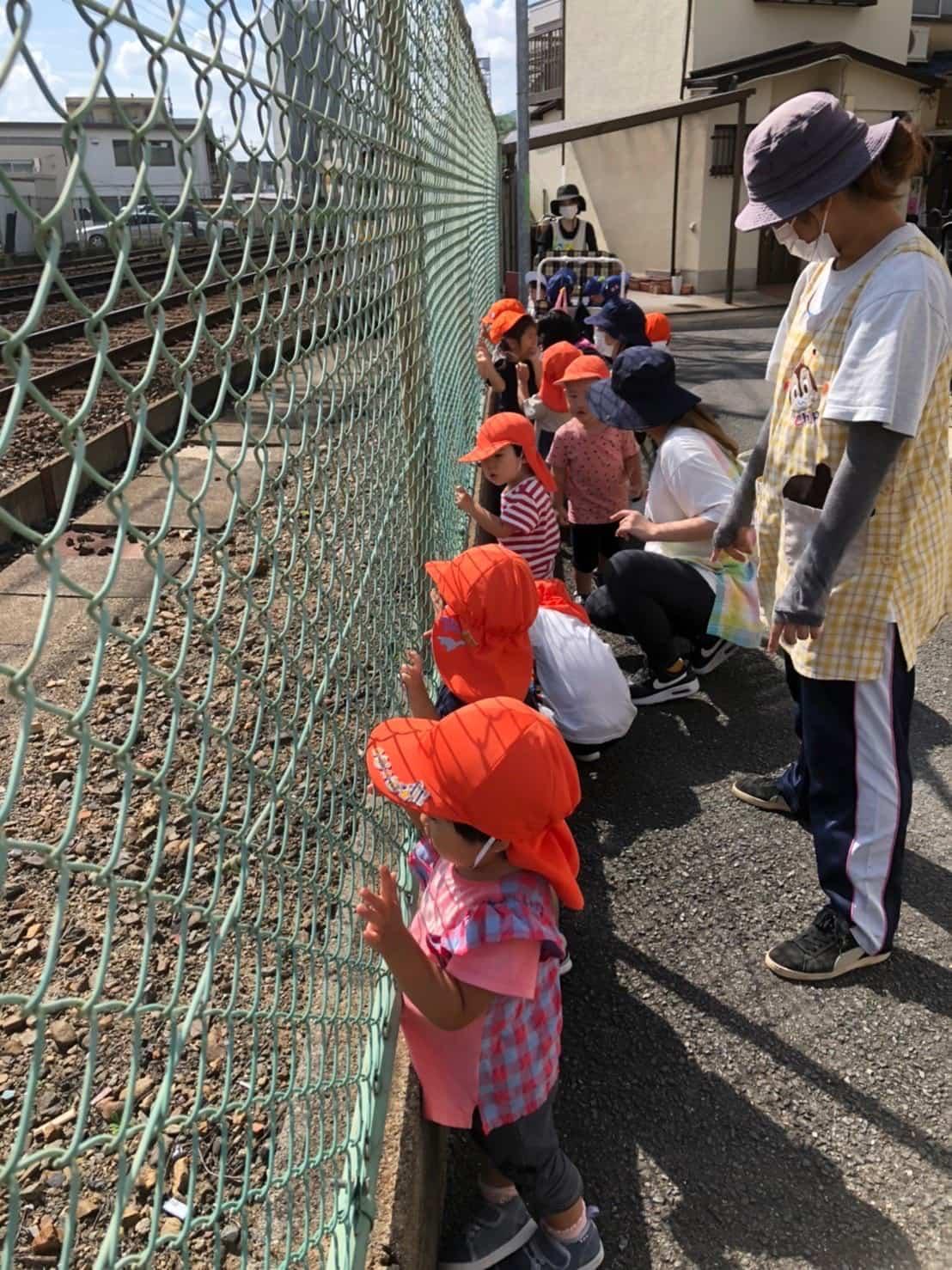 保護中: 🍂🍁10月 戸外遊び   長岡京園🍂🍁 キャッチ画像
